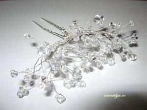 "Ac de par ""Crystal Complete"", Swarovski Elements"