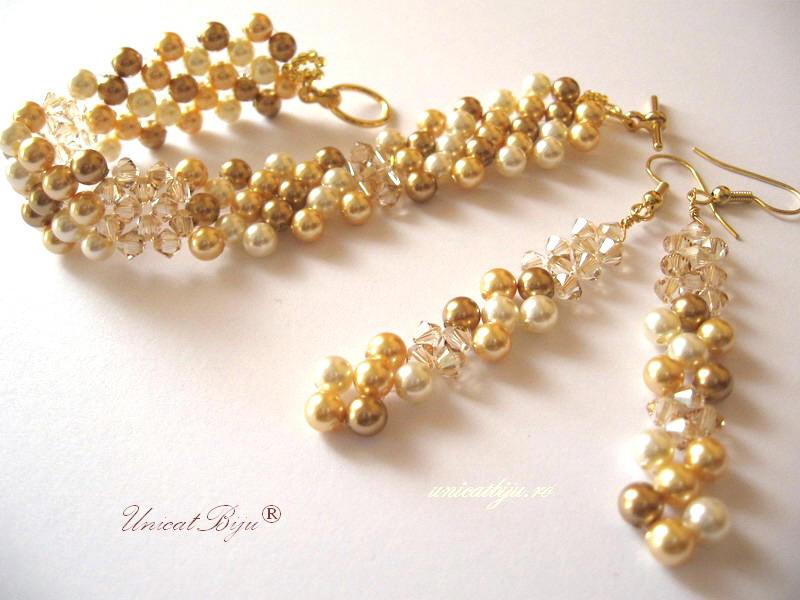 bratara perle swarovski, bijuterii mireasa, unicatbiju[1]
