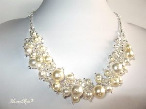 "Colier ""Pearl Joy"", Swarovski Elements"