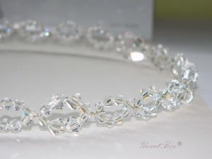 "Diadema ""Royal Crystal"", Swarovski Elements"