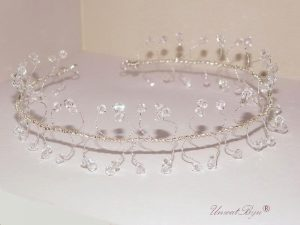 "Diadema ""All Crystal"", Swarovski Elements"