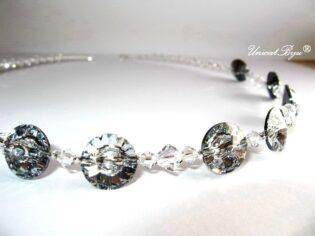 "Diadema ""Crystal Princess"", Swarovski Elements"