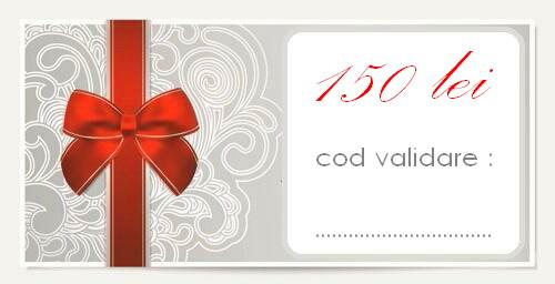 gift card 150 lei