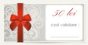gift card unicatbiju 50 lei