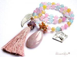 bijuterii-semipretioase-unicat-agat-morganit-pandantiv-cuart-roz-natural-colier-ciucure-matase-argintat-perle-unicatbiju