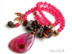 colier-agat-fuchsia-pandantiv-degrade-roz-ametist-agat-bijuterii-cupru-bijuterii-semipretioase-unicat-unicatbiju