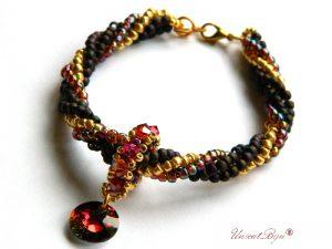 bratara-cristale-swarovski-bijuterii-unicat-statement-rosu-volcano-unicatbiju-cadouri-craciun