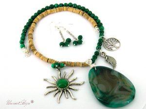 bijuterii-semipretioase-unicat-colier-malachit-margele-nuca-cocos-pandantiv-agat-verde-pomul-vietii-martisor-unicatbiju