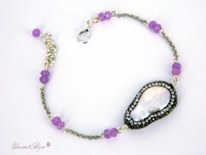 bratara-perle-cristale-hematit-mov-ametist-bolivia-argintat-martisor-unicatbiju