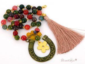 colier-agat-indian-potcoava-bronz-ciucure-matase-naturala-bijuterii-semipretioase-unicat-multicolor-unicatbiju