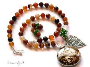 bijuterii-semipretioase-unicat-agat-indian-pandantiv-jasp-frunza-argintata-peridot-unicatbiju