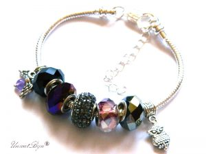 bratara-tip-pandora-cristale-perle-murano-millefiori-charmuri-argintate-mov-curcubeu-unicatbiju