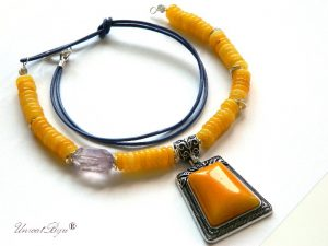 colier-jad-galben-ametist-brut-bijuterii-semipretioase-unicat-snur-piele-naturala-unicatbiju
