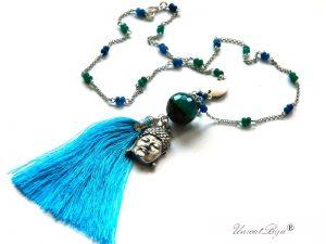 colier-lant-argintat-smarald-radacina-jad-albastru-pandantiv-buddha-argintat-semipretioase-unicatbiju