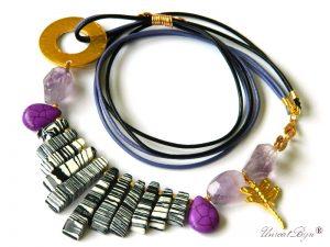 colier-piele-naturala-ametist-masiv-bijuterii-semipretioase-unicat-aurit-multicolor-statement-unicatbiju