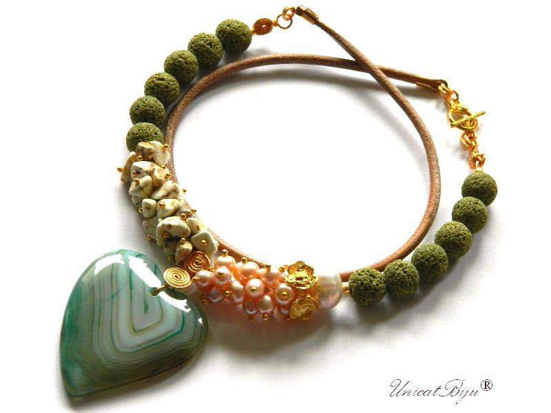 colier-piele-naturala-pandantiv-inima-agat-bijuterii-semipretioase-unicat-lava-poros-perle-sidef-natural-jasp-unicatbiju