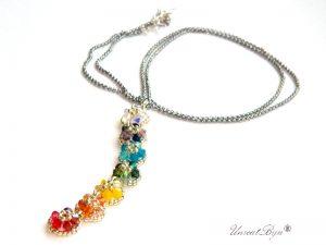 colier-cristale-swarovski-bijuterii-statement-unicat-pandantiv-sapte-chakre-curcubeu-unicatbiju