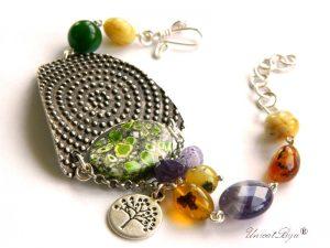 bratara-statement-semipretioase-ametist-jad-galben-copacul-vietii-argintat-coral-alb-unicatbiju