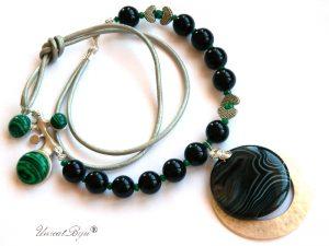 colier-onix-masiv-bijuterii-semipretioase-unicat-malachit-smarald-radacina-piele-naturala-metalizata-unicatbiju-negru