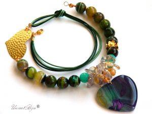 colier-statement-bijuterii-semipretioase-unicat-inima-agat-amazonit-aurit-jad-snur-piele-naturala-unicatbiju