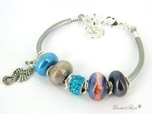 bratara-tip-padora-perle-murano-cristale-swarovski-snur-piele-naturala-calut-de-mare-unicatbiju