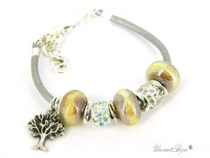 bratara-tip-padora-perle-murano-cristale-swarovski-snur-piele-naturala-copacul-vietii-unicatbiju