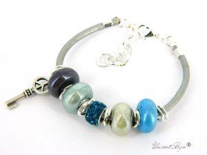 bratara-tip-padora-perle-murano-cristale-swarovski-snur-piele-naturala-flower-power-unicatbiju