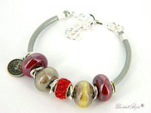 bratara-tip-padora-perle-murano-cristale-swarovski-snur-piele-naturala-rosu-unicatbiju