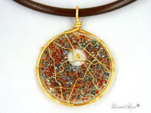 colier-cristale-swarovski-bijuterii-statement-pandantiv-mare-colier-piele-naturala-colan-unicatbiju-aurit-red-magma