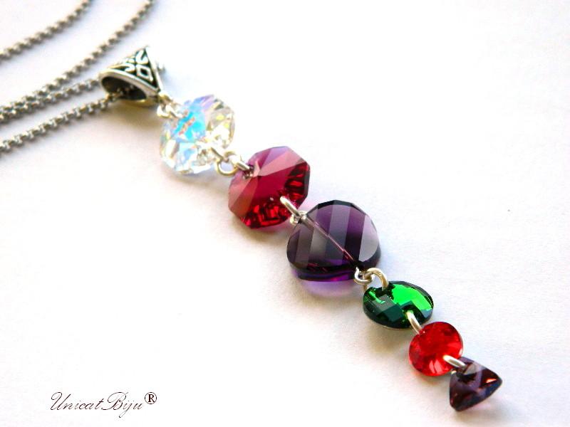 colier-cristale-swarovski-statement-multicolor-bijuterii-unicat-cadouri-craciun-unicatbiju