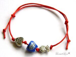 bratara-martisor-pisicuta-albastru-talisman-unicatbiju