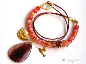 colier-piele-naturala-bijuterii-semipretioase-unicat-jad-candy-goldstone-cuart-cherry-colibri-aurit-unicatbiju