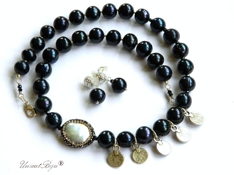 colier-perle-negre-sidef-natural-bijuterii-semipretioase-unicat-statement-salba-argintata-perla-keishi-incrustat-cristale-unicatbiju